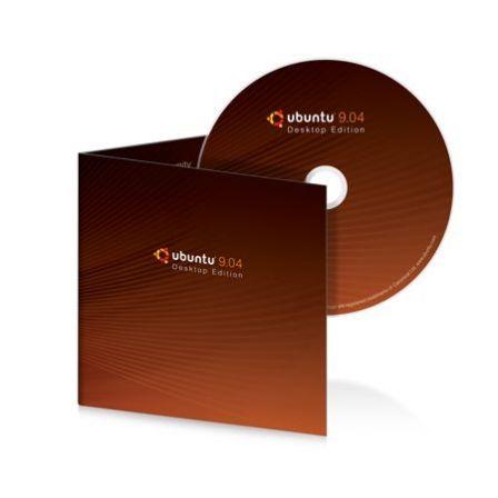 Ubuntu 9.04 CD